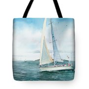Boston Harbor Islands Tote Bag