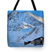 Boston Mine Winter 3 Tote Bag