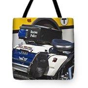 Boston Police Bos2015_178 Tote Bag