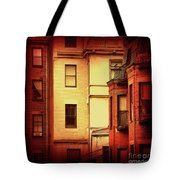 Boston Roots Tote Bag