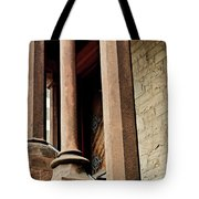 Boston Trinity Church Tote Bag