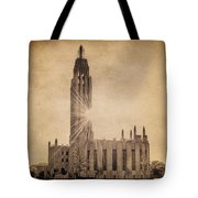 Boston United Methodist Church Tote Bag