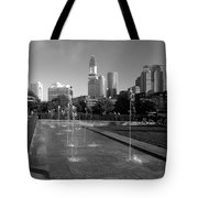 Boston's North End Fountains Tote Bag