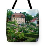 Botanical Gardens - Stockholm Sweden Tote Bag