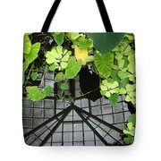 Botanical Illusions Tote Bag
