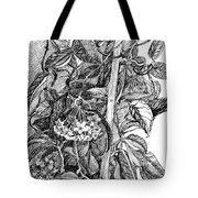 Botanical Series Tote Bag