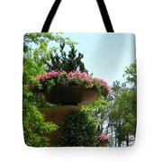 Botanical Sky Tote Bag
