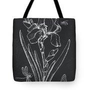 Botanique 1 Tote Bag by Debbie DeWitt