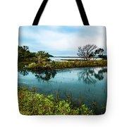 Botany Bay Marshland Tote Bag