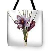 Botany: Saffron Tote Bag