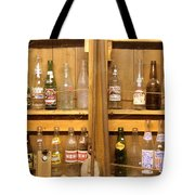 Botellas Antiguas Tote Bag