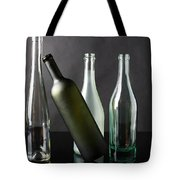 Bottle Collection Tote Bag