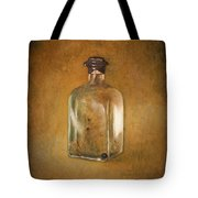 Bottle Of Light Tote Bag