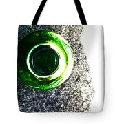 Bottle On The Street Tote Bag