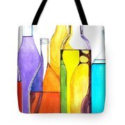 Bottled Rainbow 1 Tote Bag