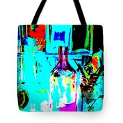 Bottles 27 Tote Bag