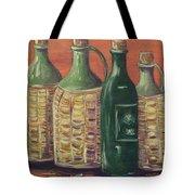 Bottles Tote Bag
