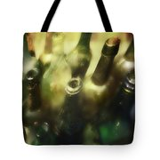 Bottles Of Color Tote Bag