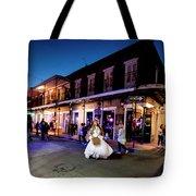 Boubon Bride - New Orleans Tote Bag