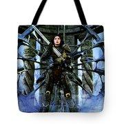 Boudica Tote Bag by Gabor Gabriel Magyar - Forgottenangel