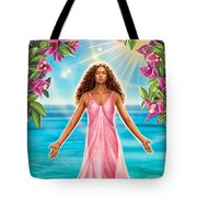 Bougainvillea - Purify Tote Bag by Anne Wertheim