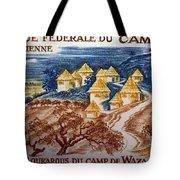 Boukarous Camp Tote Bag