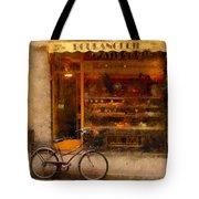 Boulangerie And Bike 2 Tote Bag