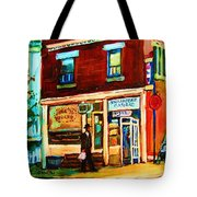 Boulangerie Cachere Tote Bag