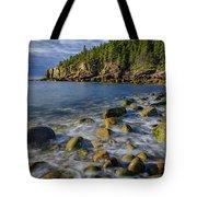Boulder Beach Morning Tote Bag