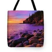 Boulder Beach Sunrise Tote Bag