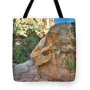 Boulder Castle Tote Bag