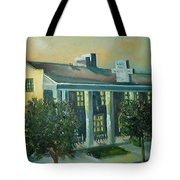 Boulder Dam Hotel, Boulder City, Nevada Tote Bag