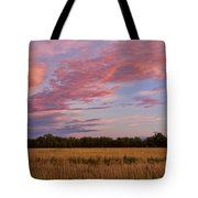 Boulder County Colorado Country Sunset Tote Bag