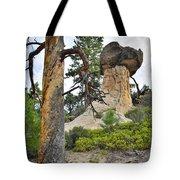 Boulder Mountain Tote Bag