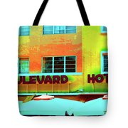 Boulevard Tote Bag