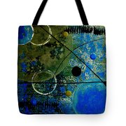 Bouncer Tote Bag