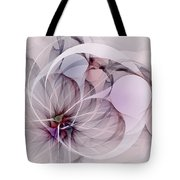 Bound Away - Fractal Art Tote Bag