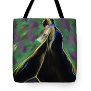 Bound By Ankles Tote Bag