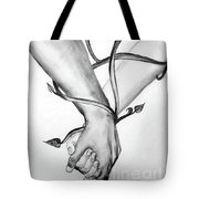 Bound By Love Tote Bag