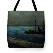 Bound For Santiago Tote Bag