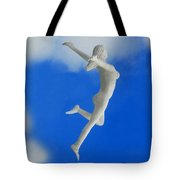 Boundless Woman Tote Bag