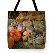 Bountiful Fall Harvest Tote Bag