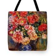 Bouquet 1913 Tote Bag
