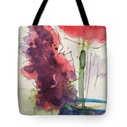 Bouquet Abstract 1 Tote Bag
