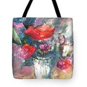 Bouquet De Chez Moi 01 Tote Bag