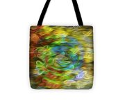 Bouquet Downstream Tote Bag