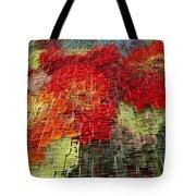 Bouquet Of Colors Tote Bag
