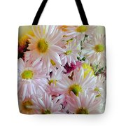 Bouquet Of Daisies Tote Bag
