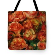Bouquet Of Flowers 1915 Tote Bag