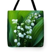 Bouquet Of Happiness Tote Bag